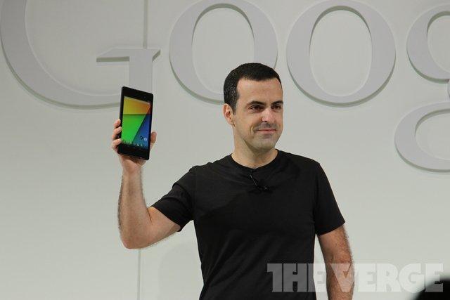 Neues Nexus 7 offiziell vorgestellt