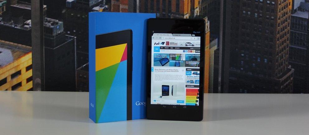 Nexus 7 (2013) erhält kleines Update auf JSS15R