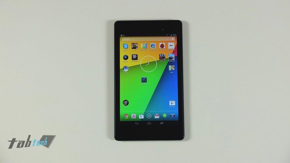 Nexus 7 2013 mit 16 GB in Deutschland vorerst nur im Play Store erhältlich