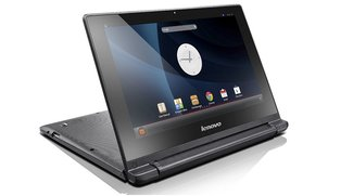 Lenovo IdeaPad A10: Neues Convertible-Netbook mit Android aufgetaucht