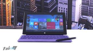 Surface Pro 2 Firmware-Update steigert Akkulaufzeit spürbar