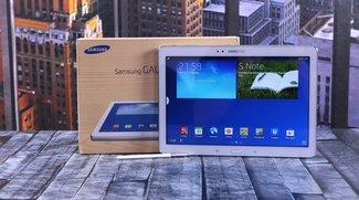 Review: Samsung Galaxy Note 10.1 2014 Edition im Test (Update)