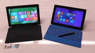 Microsoft bestätigt Hitze-Probleme beim Surface 2 &amp&#x3B; Pro 2 - Firmware-Update geplant