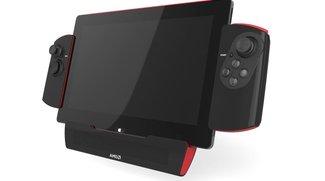AMD Project Discovery: Gaming-Tablet mit Mullins APU auf ersten Bildern