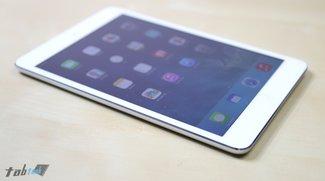Neues iPad mini mit Retina Display 2 um 30% dünner?