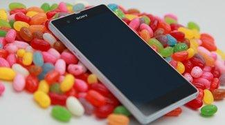 Sony verteilt Android 4.3 Updates für das Xperia Z, ZL, ZR &amp&#x3B; Tablet Z