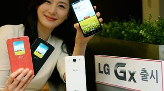 LG Gx mit 5,5 Zoll &amp&#x3B; Snapdragon 600 offiziell vorgestellt