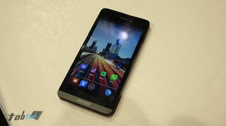 Archos 50 Helium 4G in unserem Hands-On Video (CES 2014)