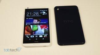 HTC Desire 816 mit 5,5 Zoll und Snapdragon 400 offiziell vorgestellt