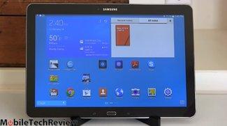 Samsung Galaxy NotePRO 12.2 im umfangreichen Review-Video