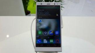 ZTE Grand Memo II LTE in unserem Hands-On Video