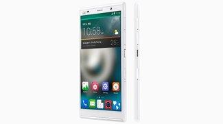 ZTE Grand Memo II LTE mit 6 Zoll offiziell vorgestellt