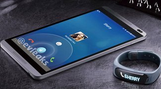 Unbekanntes Huawei Smartphone im HTC One Design aufgetaucht - Update: Huawei MediaPad M1 8.0