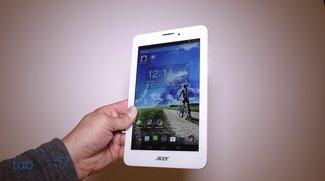 Acer Iconia Tab 7 HD mit UMTS erscheint im Juli für 179€