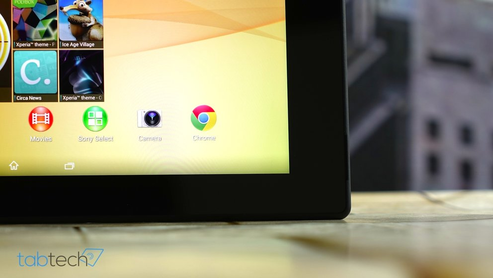 Sony Xperia Z2 Tablet Test 17