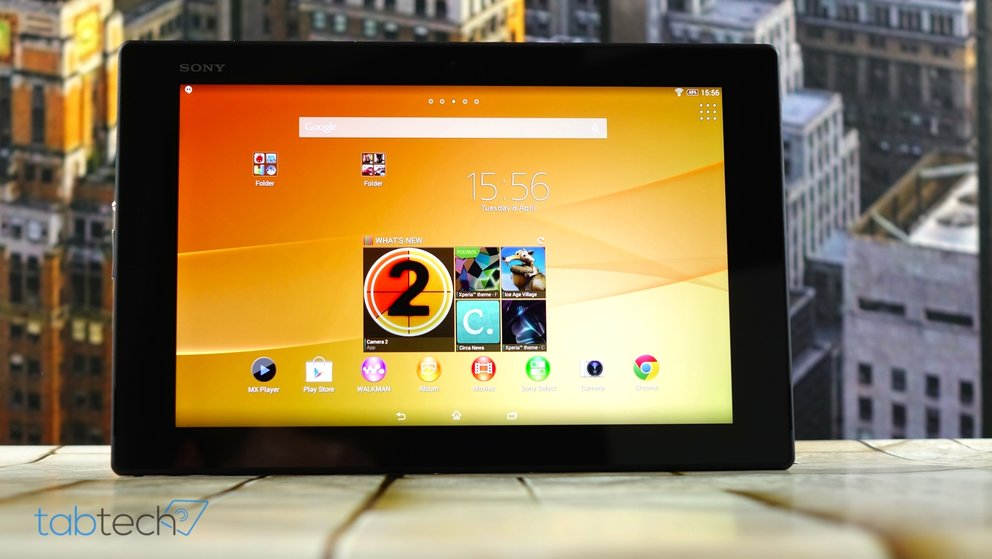 Sony Xperia Z2 Tablet Test 18