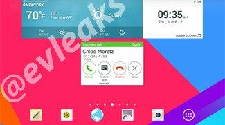 LG G Pad 7.0, 8.0 &amp&#x3B; 10.1: Screenshot zeigt neue Tablet-Oberfläche