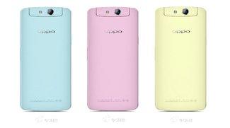 Oppo N1 Mini: Neue Bilder kurz vor morgiger Vorstellung aufgetaucht