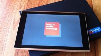 InFocus New Tab F1 - Das erste Firefox OS-Tablet im Unboxing