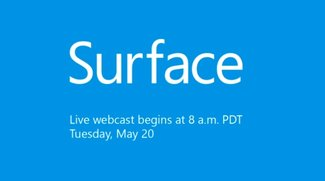 Microsoft Surface Event im Video-Livestream ab 17 Uhr