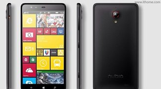 ZTE Nubia W5: Erstes Windows Phone mit Snapdragon 801 aufgetaucht