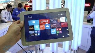 Toshiba Encore 2 8 und 10 Windows 8.1 Tablets für ab 199€ erhältlich