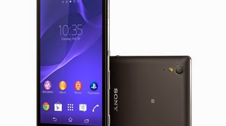 Sony Xperia T3: Dünnstes 5.3-Zoll-Smartphone offiziell vorgestellt