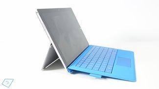 Microsoft verteilt Firmware-Update für einige Surface-Geräte
