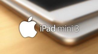 Apple iPad mini 3: Konzept-Bilder lassen Erwartungen steigen