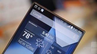 Sharp Aquos Crystal: Vergleiche mit dem Galaxy S5, One (M8) und iPhone 5S