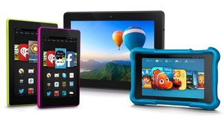 Amazon Kindle Fire HD 6, HD 7, HD Kids &amp&#x3B; HDX 8.9 präsentiert