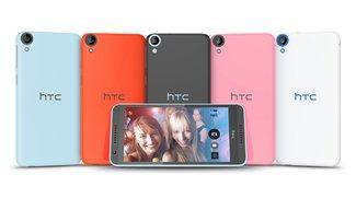 HTC Desire 820 mit 64-bit-Prozessor für 329 Euro offiziell vorgestellt