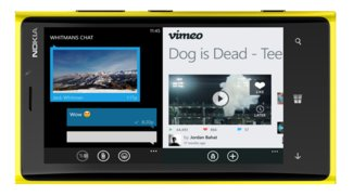 Windows Phone 9 Preview mit Splitscreen-Multitasking im Januar 2015 erwartet