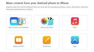 iPhone 6: Anleitung zum Umstieg von Android zu iOS veröffentlicht