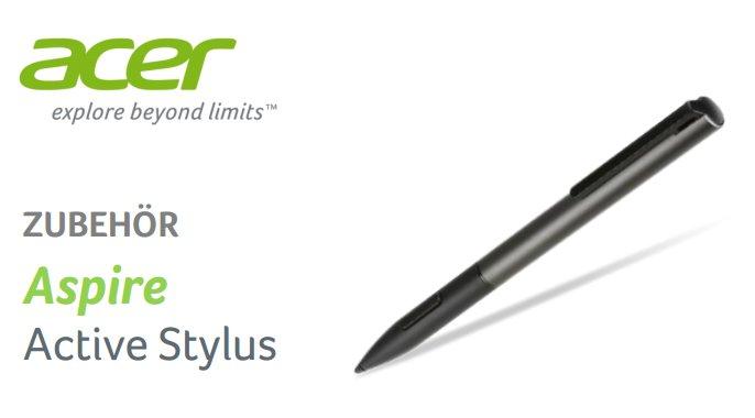 Acer Aspire Active Stylus für Switch 10 und 11 Tablets