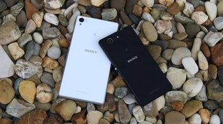 Sony Xperia Z3 &amp&#x3B; Z2 Geräte erhalten Android 5.1Lollipop Updates