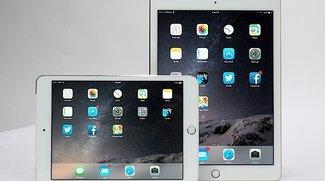 iPad Air 2 und iPad mini 3 in ersten Tests