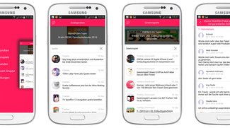 App-Vorstellung: Gratisproben &amp&#x3B; Gewinnspiele App