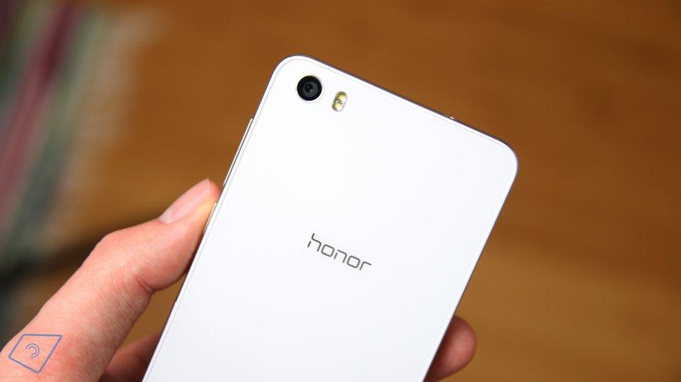 Honor 6 Kamera