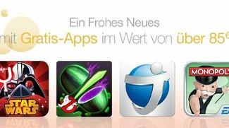 Amazon App Shop: 33 Apps &amp&#x3B; Spiele im Wert von 85€ gratis