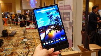 Dell Venue 8 7840: Erster Eindruck des 6-mm-Tablets im Hands-On Video (CES 2015)