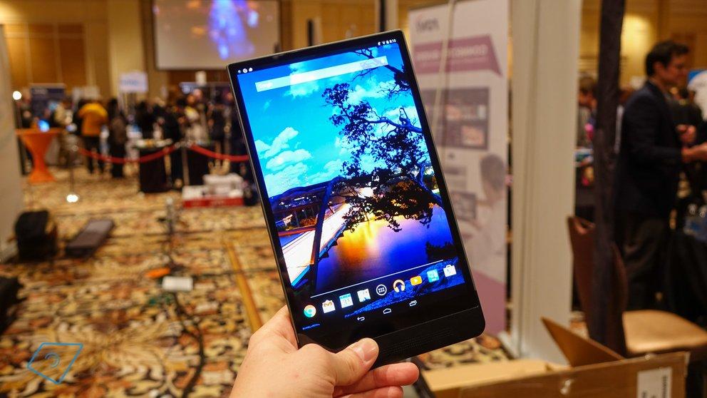 Dell Venue 8 7840:  6-mm-Tablet ab sofort für 379€ erhältlich (Video)