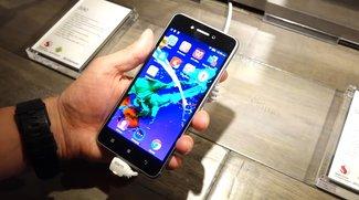 Lenovo S90: Erster Eindruck des iPhone 6-Klons im Video (CES 2015)