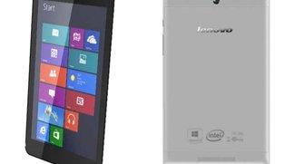Lenovo Ideapad Miix 300 mit 8 Zoll &amp&#x3B; Windows 8.1 vorgestellt (MWC 2015)