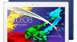 Lenovo Tab 2 A10 &amp&#x3B; 2 A8 Android-Tablets vorgestellt (MWC 2015)