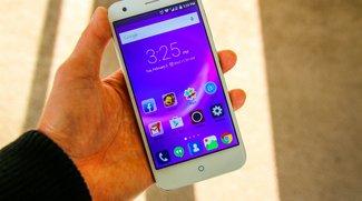 ZTE Blade S6 mit Snapdragon 615 &amp&#x3B; Android 5.0 im ersten Test (Video)