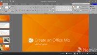 Microsoft Office 2016 Preview stand kurze Zeit für alle Nutzer zum Download bereit