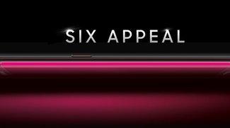 T-Mobile veröffentlicht Samsung Galaxy S6 Edge Pressebild