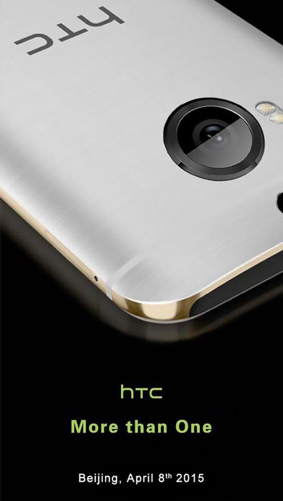 HTC-One-M9-Plus Präsentation