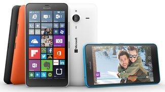 Windows Phone 8.1 Update 2: Einstellungen anpinnen &amp&#x3B; Bluetooth-Tastatur nutzen